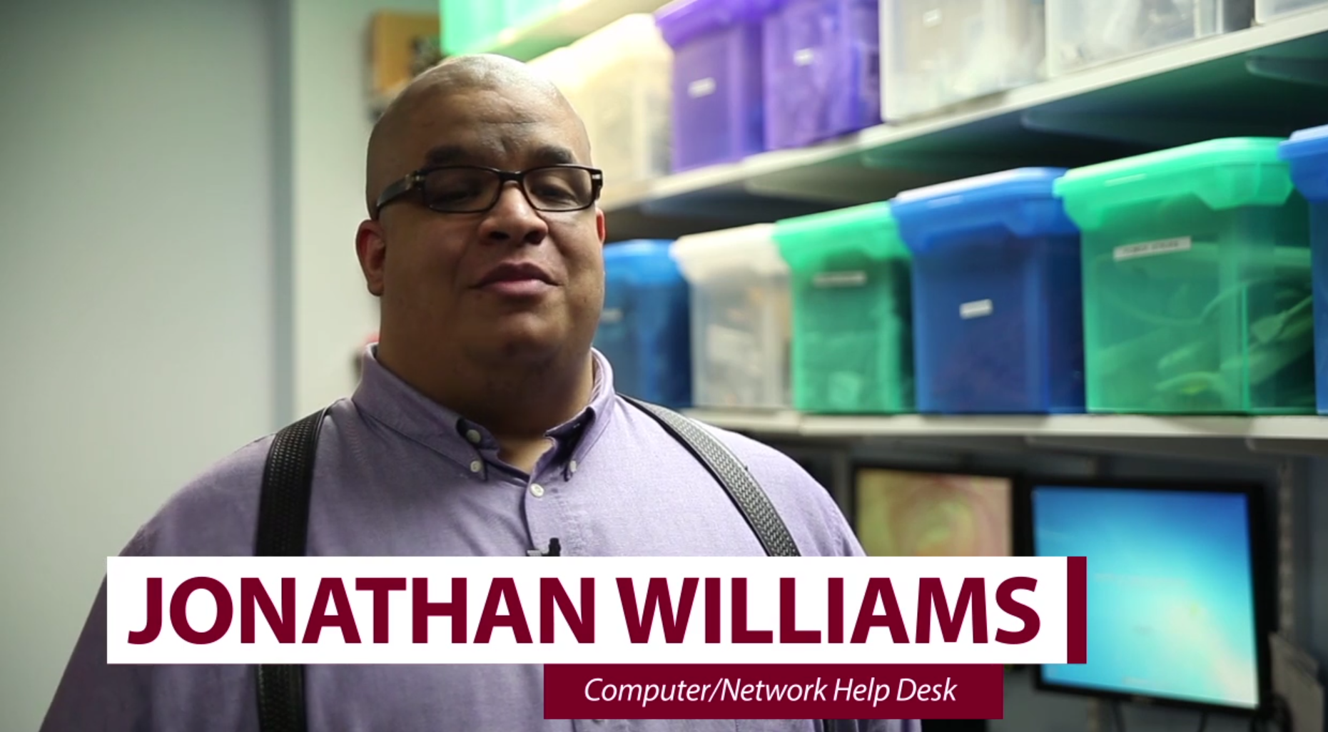 Meet Jonathan Williams